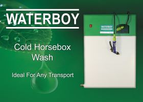 Cold Horsebox Wash